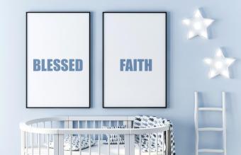 Scripture Wall Hangings