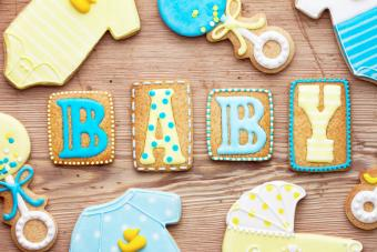 Tips for Making Baby Shower Cookie Favors