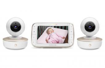 Motorola MBP50-G2 Digital Video Baby Monitor