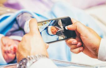 Baby Birth Announcement Text Messages