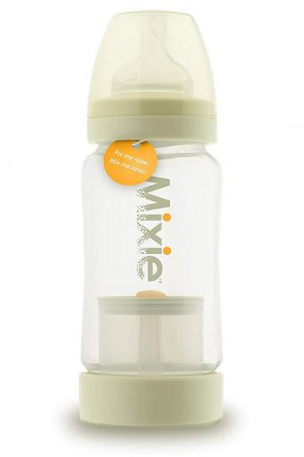 Mixie Formula-Mixing Baby Bottle