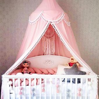 Bed Canopy Round Dome
