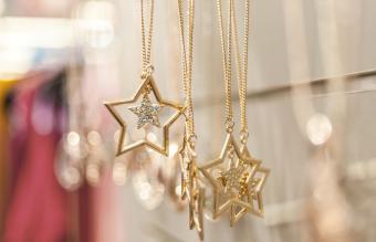 Hanging Necklace Pendants