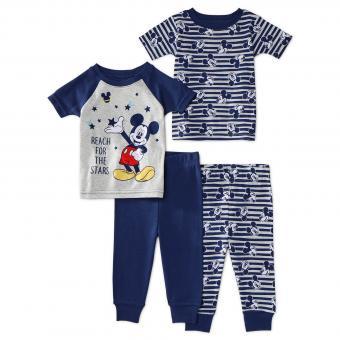 Mickey Mouse Cotton Pajamas