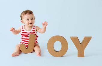 Sweet Boy Names That Mean Joy or Happiness