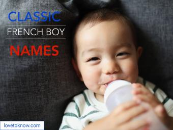 Classic french boy names