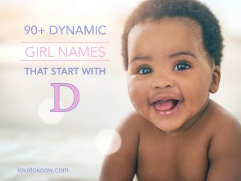 Dynamic girl names that start with D