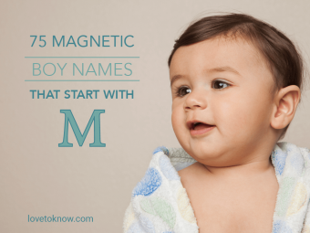 Magnetic boy names that start with M