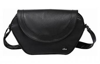 Mima Trendy Faux Leather Diaper Bag