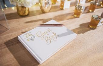 17 Clever Baby Shower Guest Book Ideas