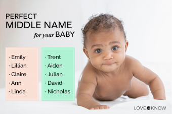 Perfect middle name for babies
