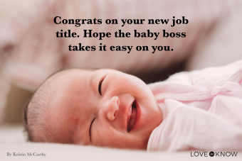 Funny New Baby Quotes for First-Time Parents