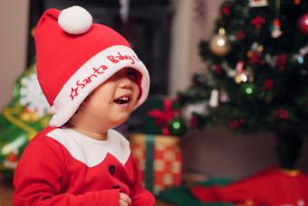 31 Baby Christmas Picture Ideas That Will Melt Your Heart
