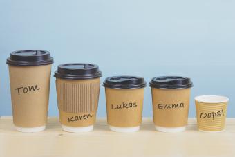 Sweet Starbucks Announcement