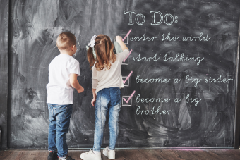 Make a Sibling To-Do List