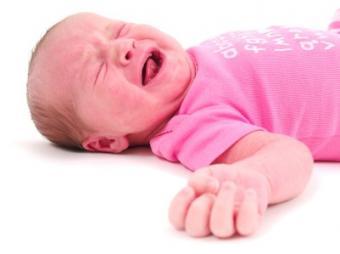 screaming infant