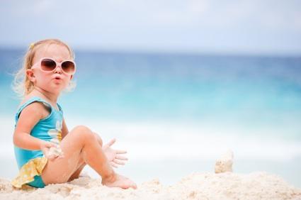 Sunny summer fun