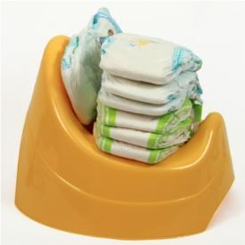 diaper and potty