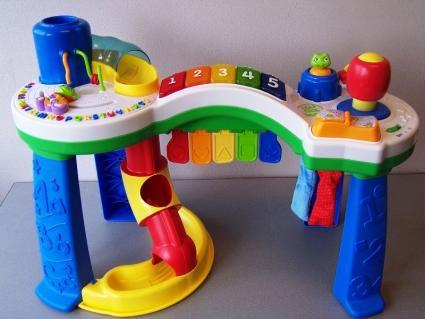 Amazon.com: LeapFrog Learn-Around Playground with Tube ...