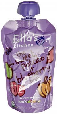 Ella's Kitchen organic baby food