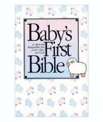 Baby's First Bible at Thomas Nelson