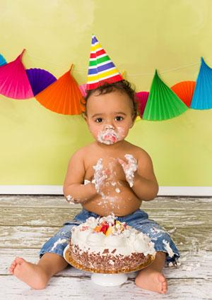 Smash Cake Ideas For First Birthdays Lovetoknow