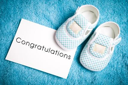 New baby congratulations messages new baby congratulations card m4hsunfo