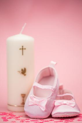 Baptism decorations lovetoknow baptism decorations sciox Image collections