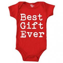 Best Gift Ever Christmas bodysuit