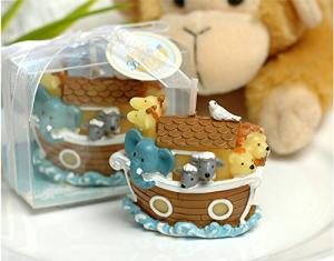 Noah's Ark Smokeless Candle set