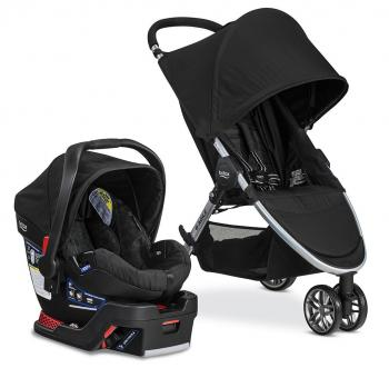 Britax B-Agile and B-Safe 2015 travel system