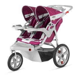 InSTEP Safari Double Jogging Stroller at Amazon