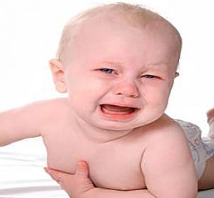 Baby discomfort