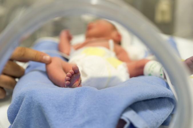 Incubated Preemie