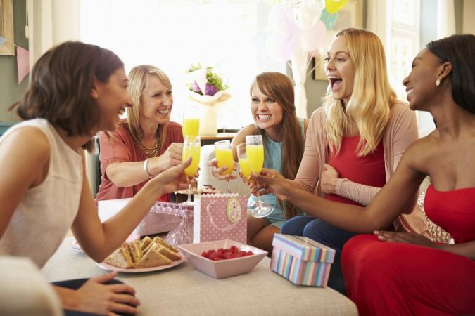 Great Example Baby Shower Speeches | LoveToKnow