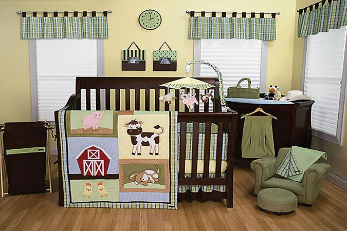 Baby Barnyard set