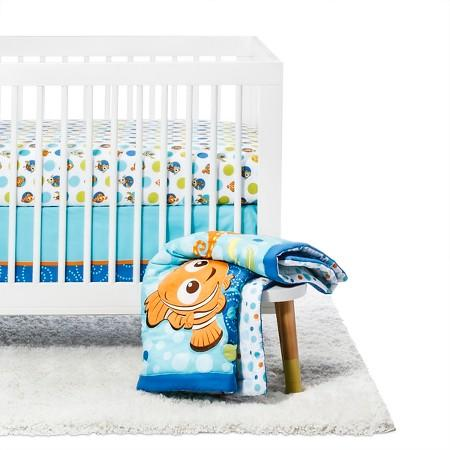 Disney Nemo 3 Piece Bedding Set