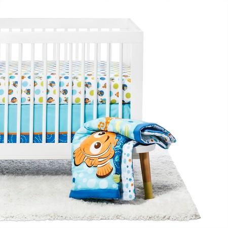 Disney Nemo 3 Piece Bedding Set