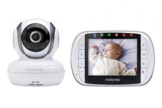Motorola MBP36S Wireless Digital Infrared Video Baby Monitor