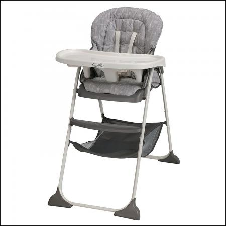 Slim Snacker High Chair