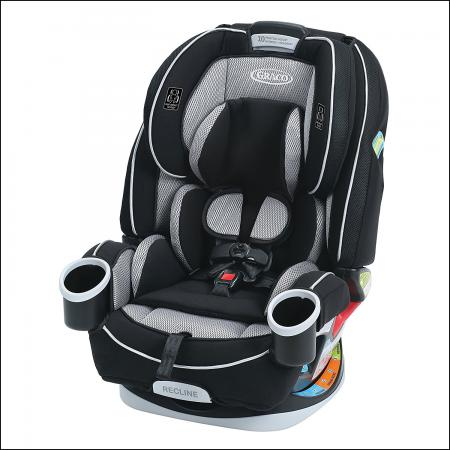 4ever All-in-One Convertible Car Seat