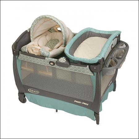 Pack 'n Play Playard Bassinet Changer