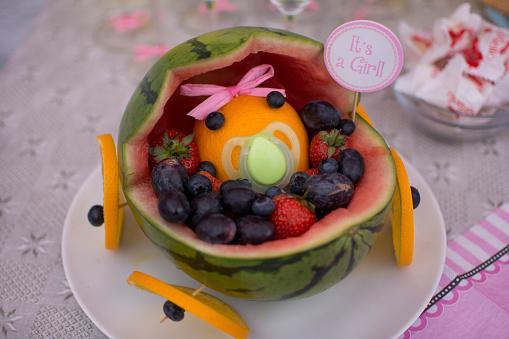 Baby Fruit stroller