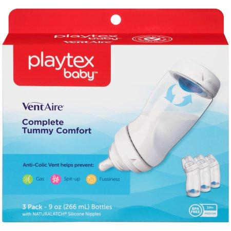 Playtex VentAire Baby Bottles