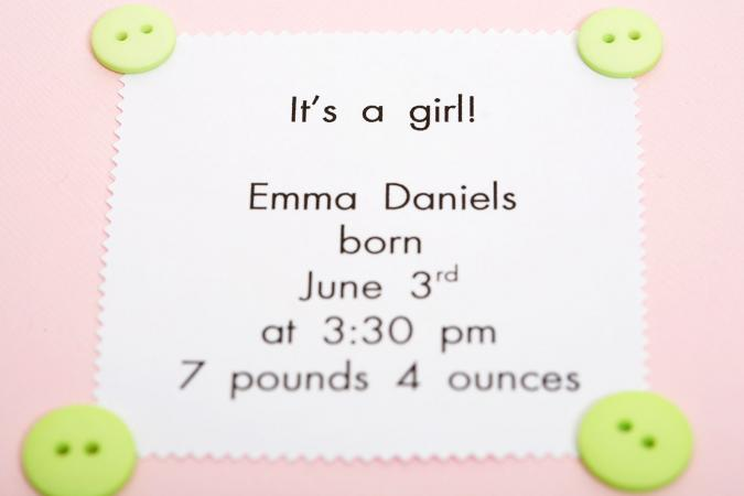 birth announcement wording ideas for every family lovetoknow