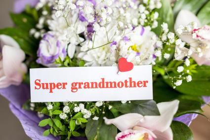Super grandmother