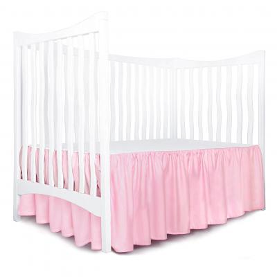 Tadpoles Dust Ruffle Crib Skirt