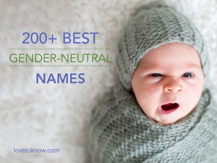 Best Gender-Neutral Names