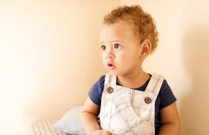 Baby Boy Portrait