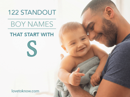 Standout Boy Names That Start With S